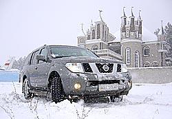 Nissan Pathfinder. Внедорожник с искусственным интеллектом