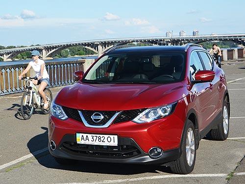 Тест-драйв Nissan Qashqai New: когда не к чему придраться