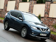 ����-�����. �������� ����� Nissan X-Trail: ������ ��� ������?