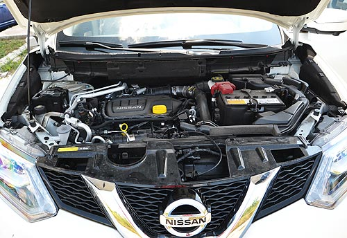 Тест-драйв нового Nissan X-Trail: Дизель, вариатор и передний привод – как это работает - Nissan