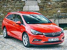 Тест-драйв Opel Astra Sports Tourer: Спортивный или универсальный? - Opel
