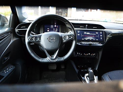 Семейная ракета. Тест-драйв Opel Corsa - Opel