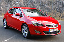 Тест-драйв Opel Astra J. Flex-авто