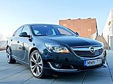 Тест-драйв Opel Insignia New. Обновления, которых не ждали