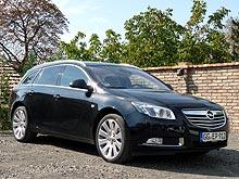Тест-драйв: Сумасшедший Opel Insignia Sports Tourer 4х4