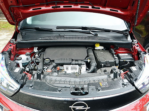 Самый доступный немецкий кроссовер. Первое знакомство с обновленным Opel Crossland - Opel
