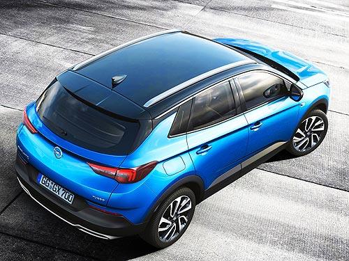 Тест-драйв Opel Grandland X. Лев и молния - Opel