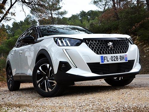 10+ причин обратить внимание на новый Peugeot 2008
