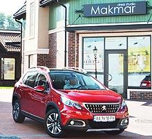 Тест-драйв нового Peugeot 2008. Какой автомобиль нужен в городе? - Peugeot
