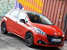 Тест-драйв обновленного Peugeot 208: чем робот лучше автомата?
