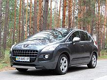 Тест-драйв Peugeot 3008: Маленькие хитрости в большой «игре»