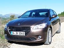 Тест-драйв Peugeot 301: Кинопробы с новым французским актером - Peugeot