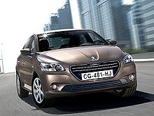 Тест-драйв Peugeot 301: Кинопробы с новым французским актером