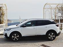 Тест-драйв Peugeot 3008. Я вам не скажу за всю Одессу