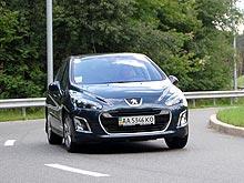 Тест-драйв: Обновленный Peugeot 308 лишился «пасти», но приобрел шарм
