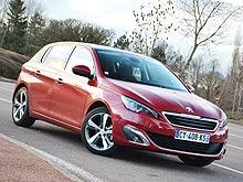 Тест-драйв Peugeot 308 New: Европа нам не указ - Peugeot