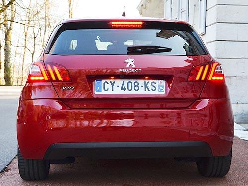 Тест-драйв Peugeot 308 New: Европа нам не указ