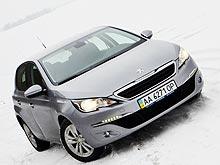 Новый Peugeot 308. Проверяем Европейский Автомобиль года украинскими дорогами