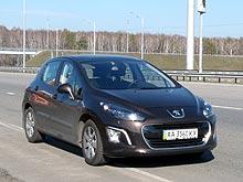 Тест-драйв Peugeot 308: лев с пропеллером