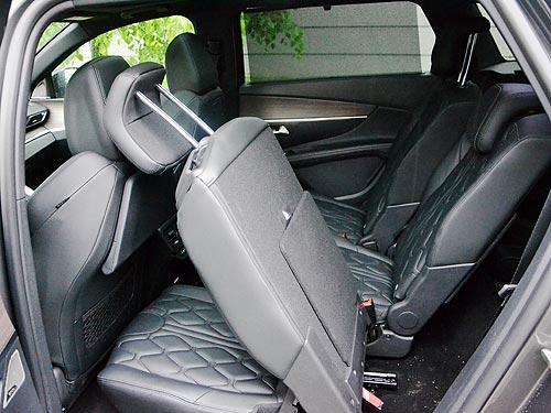 Что изменилось в обновлённом Peugeot 5008. Тест-драйв - Peugeot