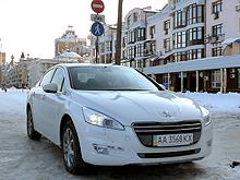Тест-драйв Peugeot 508: Дизель в самый лютый мороз