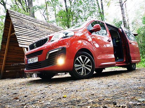 За что покупатели выбирают Peugeot Traveller VIP. Цены