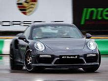 Тест-драйв нового Porsche 911. Адреналинотерапия
