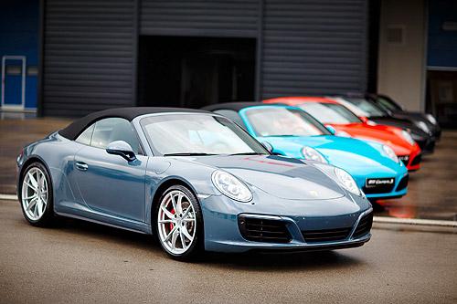 Хорошо ли вы знаете автомобили Porsche? Тест для знатоков - знание