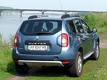 Тест Renault Duster 2.0: чего не хватало скандальному внедорожнику