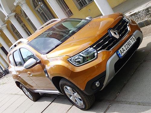 Тест-драйв нового Renault Duster. Разбогатевший трудяга - Renault