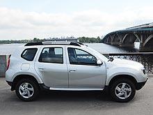 Тест-драйв обновленного Renault Duster: На все случаи жизни