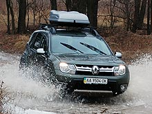 Первое знакомство с Renault Duster New: именно этого от него и ждали - Renault