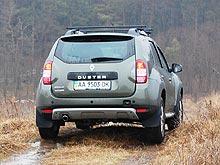Первое знакомство с Renault Duster New: именно этого от него и ждали