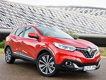 Тест-драйв Renault Kadjar: Эмоции на стыке противоположностей