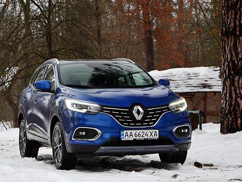 Тест-драйв: Что приобрел и потерял новый Renault Kadjar