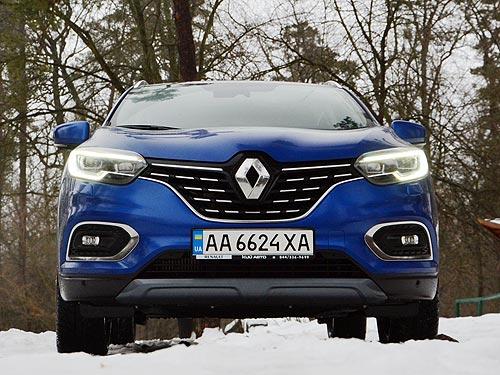 Тест-драйв: Что приобрел и потерял новый Renault Kadjar - Renault