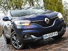 Тест-драйв Renault Kadjar: Другой Qashqai