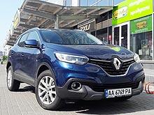 10 причин обратить внимание на кроссовер Renault Kadjar - Renault