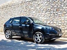 Тест-драйв Renault Koleos: универсальность без показухи