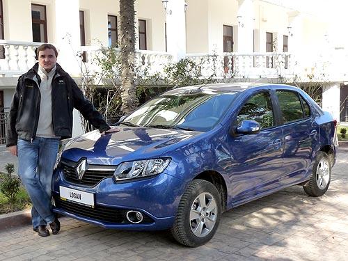 Тест-драйв нового Renault Logan: зажиточный остарбайтер
