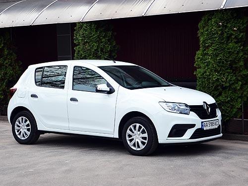 Экономия или самообман? Тест-драйв Renault Sandero с ГБО - Renault