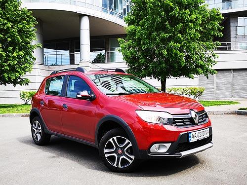Тест-драйв обновленного Renault Sandero Stepway. Бюджет без дефицита