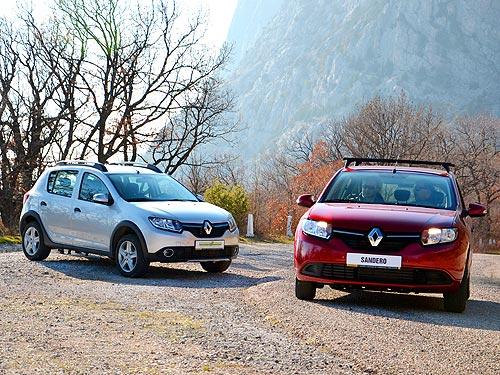 Тест-драйв новых Renault Sandero и Stepway. Несравнительный тест для реалистов