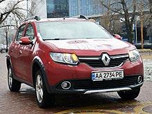 Тест-драйв Renault Sandero Stepway с двигателем 0,9 л и роботом - Renault