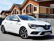 Тест-драйв Renault Megane New. Французский бульдог
