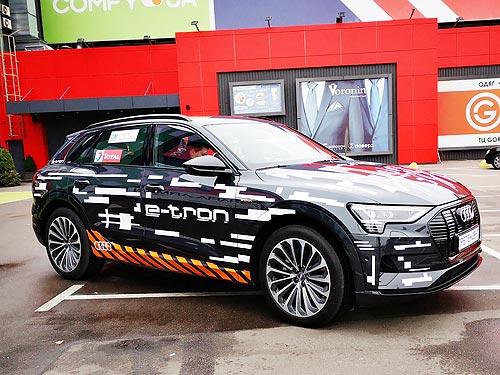 Jaguar I-Pace против Audi e-tron. Кто круче на наших дорогах?