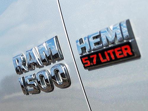 Тест-драйв Dodge RAM: Американская RAMантика - Dodge