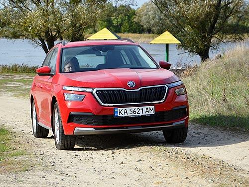 В Audi должны быть довольны. Тест-драйв Skoda Kamiq - Skoda
