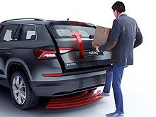 Тест-драйв Skoda Kodiaq: медведь, который подкрадывается к Audi - Skoda
