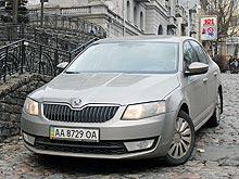 Тест-драйв Skoda Octavia A7: так ли хорош «Автомобиль Года 2014»?